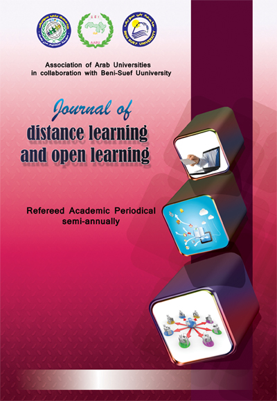 Journal of Distance Learning and Open Learning